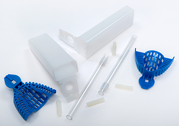 injection molded medical device