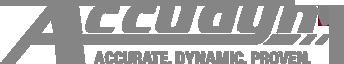 Accudyn Gray Logo